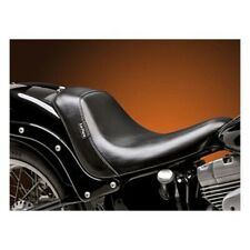 SELLA LE PERA SILHOUETTE SOLO SMOOTH GEL SEAT HARLEY DAVIDSON FAT BOY/SOFTAIL