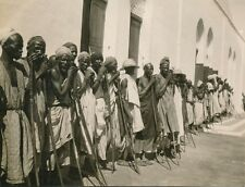 NIAMEY 1924 - Guerriers Mission Gradis Niger  - GV 664