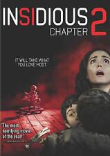 Insidious: Chapter 2 (DVD, 2013, Includes Digital Copy; UltraViolet) VG