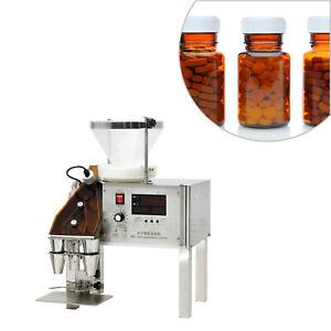 110V CDR-5A Semi-automatic capsule counting machine 1-9999 pcs per bottle