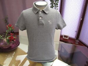 "Abercrombie & Fitch Men's XL Muscle Fit Polo  Shirt - 40"" Chest"