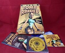 Game of the Year Tomb Raider 1  Gold - Special Edition - Eidos 1998