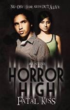 Fatal Kiss (Horror High),R.L. Stine,New Book mon0000012651
