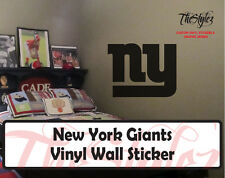 New York Giants Vinyl Wall Stickers