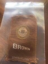 Brown University Egyptienne Luxury Tobacco Silk c. 1910
