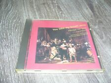 Herman van Veen - sing popclassics You take my breath away * CD 1992 holland *