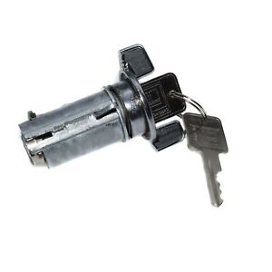 FOR 1970-1979 GM CHEVY IGNITION LOCK SWITCH CYLINDER WITH 2 KEYS 607893 NEW
