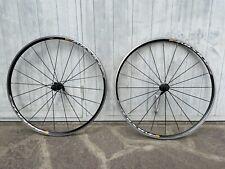 Ruote MAVIC AKSIUM per copertoncino road wheels clincher SHIMANO 11 v