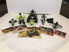 Lego Blacktron II LOT 1479 6832 6878 6887 6933