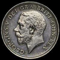 1911 George V Silver Proof Shilling