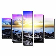 Decor Hanging Canvas Print Art Painting Modern Wall Home Office Picture U