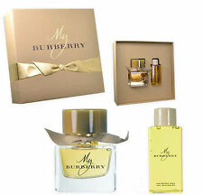 Set Regalo Donna My Burberry Profumo Edp 50ml + Gel da Bagno 75ml