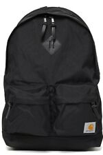 CARHARTT Walter Backpack Rucksack Work Travel Sports Gym School Bag Black