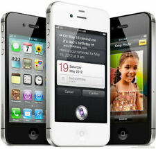 Apple iPhone 4S 8GB/ 16GB /32GB  Smartphone Factory Unlocked AT&T & TMOBILE