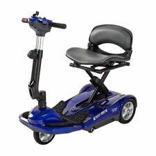 Scooter Elettrico per Disabili e Anziani Brio S21 pieghevole con telecomando