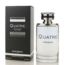 Boucheron Quatre Cologne for Men by Boucheron - 3.3 / 3.4 oz / 100 ml EDT NIB