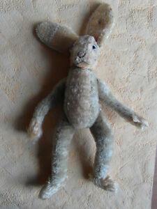 STEIFF HASE LULCA SCHLENKERHASE MIT KONPF ca 43cm