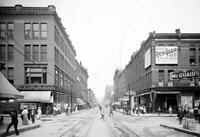 "1905 Seventh Street, St. Paul, Minnesota Old Photo 13"" x 19"""