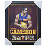 Charlie Cameron Brisbane Lions F.C. Official AFL Licensed Print Framed NEW