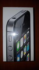 Genuine Unlocked 8GB Apple iPhone 4S Black Factory Sealed MF263C/A BNIB