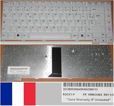 Clavier Azerty Français LG M1 HMB434EA HMB434EA, P/N: B00308AOKI05 Blanc