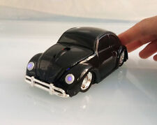 USB 1967 VW Classic Beetle wireless Car Mouse Optical Mice Bug for PC Laptop BLK