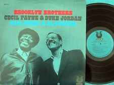 Cecil Payne Duke Jordan ORIG US LP Brooklyn brothers NM '73 Muse Jazz Hard Bop