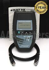 Replacement Black Box Fluke Microtest Microscanner Tester No Wiremap Adapter