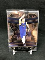 2019-20 PANINI SELECT CONCOURSE #67 LUKA DONCIC DALLAS MAVERICKS AA41