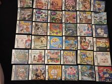 Nintendo Dsi And Games Lot