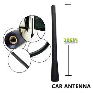 20cm Antenna Aerial Refit Flexible Car SUV Ute Pickup Radio/AM/FM Signal Booster
