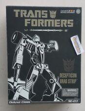 TransFormers Universe Series SE-03, Decepticon DRAG STRIP(Mirage) action figure