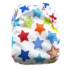 Swim Nappy Baby Toddlers Unisex Diaper Pants Nappies Swimmers Size 000-2 S98