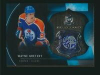 2012-13 Upper Deck The Cup Brilliance Autograph Auto Wayne Gretzky Oilers