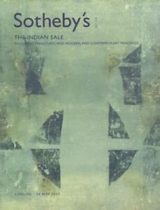 Sotheby's catalogue.   THE INDIAN SALE 2007 HB