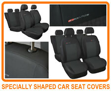 Tailored seat covers for Opel  Astra J  Mk6 2010 - 2015 full set - pattern1(218)