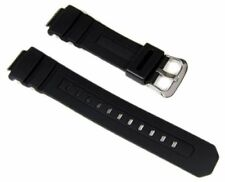 Casio Replacement Watch Strap for AWG-100-1A, AW-590-1A, AWG-M100 Model Number: