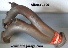 Alfa Romeo Alfetta 1800 première série collecteur d'échappement exhaust
