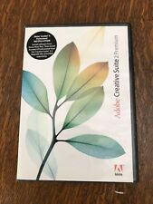 Adobe Creative Suite 2 Premium for Mac Full Retail wSerial Number  FREE SHPPING