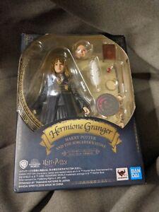 Bandai Spirits Harry Potter Sorcerer's Stone Hermione Granger SHFiguarts NIP WB