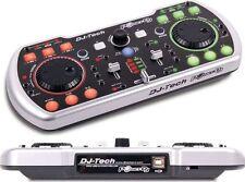 Dj Tech POKETDJ Compact Portable Usb Dj Software Controller