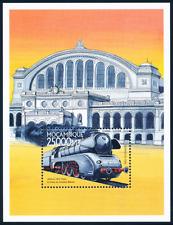 Mozambique - 1999 - Trains / I - MNH