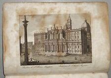 1818c.Inc/Rame.BASILICA DI SANTA  MARIA AGGIORE.par NIBBY - Parboni-Ruga.