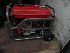 BLACK MAX 3550 WATT PORTABLE GAS GENERATOR BM903500