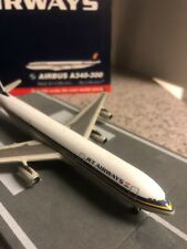 Gjjai401 Gemini Jets Jet Airways A340-300 Model Airplane