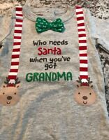 NWT BABY BOY CHRISTMAS BODYSUIT SIZE 0/3 MONTHS