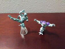 LOT 2 Dragon Ball Z Frieza Metal Cooler mini figures anime japan