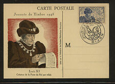 France  B196  special card with first day cover            KL0723
