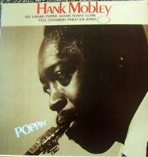 HANK MOBLEY - POPPIN' - 2-TRACK 10 1/2 REEL 15ips READ DESCRIPTION ->