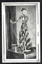 Wajang Wayang Golek Puppet Doll Indonesia stamps 1968